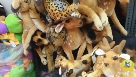 Soft toys wholesale market