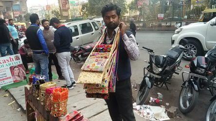 Atta market Noida Sec – 18