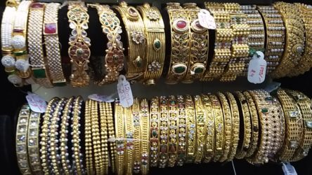 Bridal bangles wholesale market